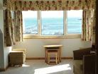 Seal View B&B guestroom window